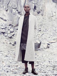 #åhléns #mode #kappa Kappa, Duster Coat, Beige, How To Wear, Jackets, Clothes, Fashion, Down Jackets, Outfits