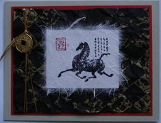 masculine asian card by mginker - Cards and Paper Crafts at Splitcoaststampers