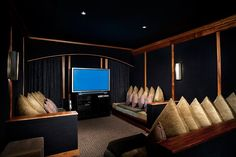 $395,000 Wow... a theater room in the home! At the Tallus Private Residence Club in Mammoth Lakes, CA!