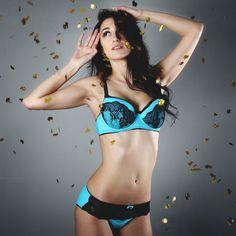 "Call Me Beauty ""Eris"" set - bra & panties from #callmebeauty #lingerie #bras #panties"