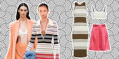 11 Spring 2020 Trends to know and shop right now. The Spring 2020 Trends That Will Shake Up Your Wardrobe Fashion Advice, Fashion News, Fashion Show, Girl Fashion, Fashion Outfits, Fashion Design, Sparkly Gown, Pretty Bras, Trend News