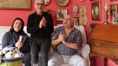 Aldo Zolfino intervista Federica Frezza ed Antonio Scaramella