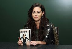 Nasty Gal CEO, Sophia Amoruso, just signed a contract with netflix to produce a new show.