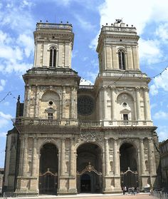 Cathédrale Sainte-Marie d'Auch . Midi-Pyrénées