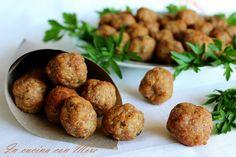 #ricetta #foodporn #gialloblogs #enyoy Polpette di carne alla calabrese | In cucina con Mire