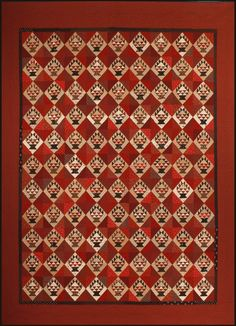 """By Lisa Bongean - this is a quilt that's on my """"Bucket List"""" !!!"""