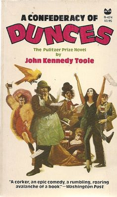 Author: John Kennedy Toole Publisher: Grove B474 Year: 1982 Print: 1 Cover Price: $3.95 Condition: Very Good Plus Genre: Fiction