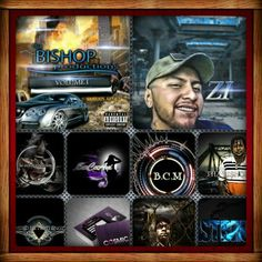 Logo's, cd/tape-covers, banners headets businesscards , thabishopproductions.com !!