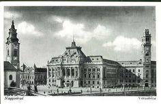 El Ayuntamiento de Nagyvárad en el fatídico año del 1944