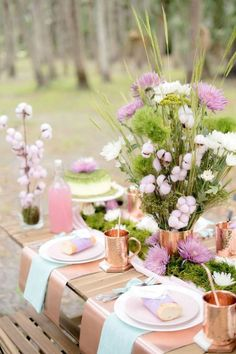 Don't miss this beautiful rustic Mother's Day party!  The table settings will blow you away!  See more party ideas and share yours at CatchMyParty.com #catchmyparty #partyideas #rusticparty #mothersday #mothersdayparty #tablesettings Butterfly Party, Diy Mothers Day Gifts, Mother's Day Diy, Backdrops For Parties, Holiday Parties, Tea Parties, Party Entertainment, For Your Party, Event Decor