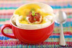 Microwave Burrito in a Mug: Mugrito (Microwave Mug Breakfasts)