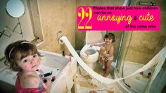 Baby Corner: 22 Photos that show just how children can be so annoying and cute at the same time Baby Corner, Annoyed, Canning, Children, Cute, Photos, Decor, Young Children, Boys