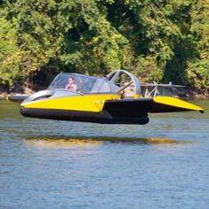Votre hovercraft volant