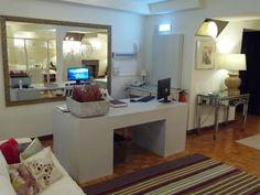 Reception desk. Recepción. #Hotel Central #Gijon #Asturias #Spain www.hotelcentralasturias.com