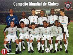 Mundial de 2000 Corinthians  campeão