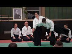 Aikido: OKAMOTO Yoko Sensei Berlin 2015  Part 1 - YouTube