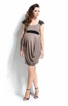 Calandra Dress Cappuccino