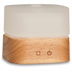 ClimateRight Shelf Top Cube Shaped Aroma and Spa Mist Diffuser - CRAD5009