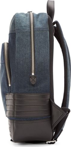 Diesel URBAN PACK DENIM BACKPACK