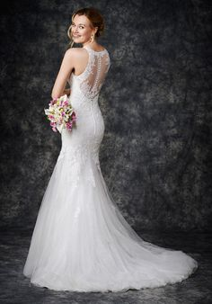 Kenneth Winston: Gallery Collection GA2256 Wedding Dress - The Knot