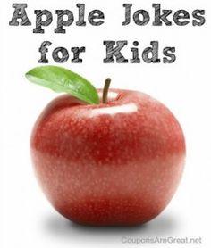 apple jokes for kids