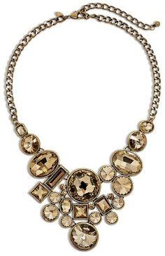 Amara Bib Necklace