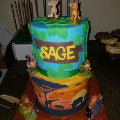 Lion King Party, Cake, Desserts, Food, Tailgate Desserts, Deserts, Kuchen, Essen, Postres