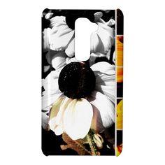 Monochrome and Yellow Black-eyed Susans LG G2 Hardshell CaseMonochrome and Yellow Black-eyed Susans LG G2 Hardshell Case #sold on #cowcow by stineshop $24.99 Digital artwork, monochrome photo of black-eyed susans with a splash of yellow.