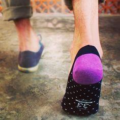 33 | Step up your no-show game www.treinta-tres.com #33 #pushtheboundaries #socks #noshows
