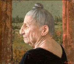Kenne Gregoire 1951   New realism dutch painter