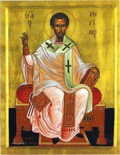 MYSTAGOGY: Saint Reginos the Hieromartyr and Wonderworking Patron of Skopelos