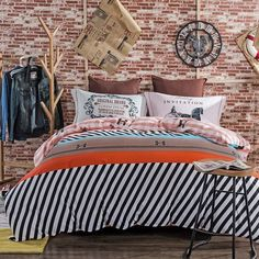 http://WWW.WINDEHOME.COM WAHTSAPP:+86-17682342543 Email:kyo.liu@windehome.com  3-piece and 4-piece 100% brushed cotton reactive print duvet covet set and bed sheet set with duvet cover bed sheet and 2 pillow sham Full/Queen/King Size Optional  Fabric composition:100%cotton ,200TC,133*72, 32S…