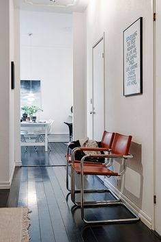 S34 chair by Mart Stam #Historia #Arte #Design @Qomomolo