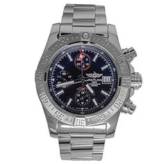 Men's Certified Pre-Owned Watches - Breitling Avenger automaticselfwind mens Watch A13381 Certified Preowned ** You can find out more details at the link of the image. (This is an Amazon affiliate link)