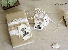 Envolviendo regalos para las Navidades by Tea on the moon ♥ begoña ♥, via Flickr