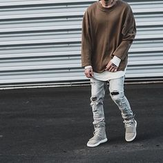 Streetwear Daily Urbanwear Outfits Tag to be featured DM for promotional requests Tags: European Fashion Men, Fashion Articles, Mens Fashion Suits, Streetwear Fashion, Streetwear Clothing, Urban Fashion, Men's Fashion, Chic, Street Wear