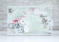 Craft and You Design: A frame for a Christmas photo/Ramka na świąteczne zdjęcie