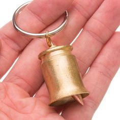Guardian Bell made in the USA from a real 50 caliber once-fired bullet – Lucky Shot USA Bullet Shell Jewelry, Bullet Casing Jewelry, Bullet Casing Crafts, Bullet Crafts, Ammo Crafts, Metal Crafts, Ammo Jewelry, Metal Jewelry, Jewlery