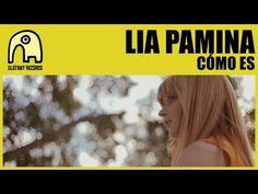 "LIA PAMINA ""Cómo Es"" [Spanish Version] Video-Clip, Sep 2014, Directed By Laboratorio de Band à Part #ElefantRecords #Video-Clips"