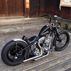 Softail Bobber, Sportster Chopper, Custom Sportster, Bobber Bikes, Harley Bobber, Custom Bobber, Harley Davidson Chopper, Chopper Motorcycle, Harley Bikes
