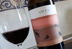 Opta Calzadilla 2014 un vino artesanal