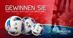 Jetzt gewinnen! EURO 2016 - Drücken wir unseren Jungs die Daumen!   https://www.brasty.de/gewinnspiel    #UEFA #euro2016 #Fussball