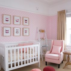 Nursery Design Ideas, Pictures, Remodels and Decor