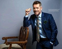 Sean Maguire for Regard magazine, issue 40 (January Sean Maguire, Outlaw Queen, Colin O'donoghue, My True Love, Ouat, Once Upon A Time, Robin, Suit Jacket, Magazine