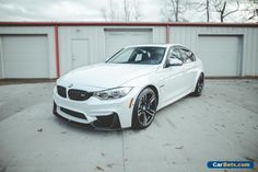 2016 BMW M3 Base Sedan 4-Door #bmw #m3 #forsale #unitedstates