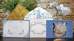 Can't decide what kind of invitation design you would want for your wedding? See the latest trends in wedding stationery and be ready to get inspired.  on http://www.bridestory.com/blog/the-hottest-invitation-trends-of-the-moment