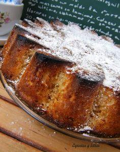 Kitchen Recipes, Pie Recipes, Sweet Recipes, Cooking Recipes, Cake Cookies, Cupcake Cakes, Bunt Cakes, Pan Dulce, Bread Cake