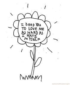 valentine hurt quotes