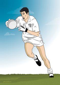 Ireland, Irish, Football, Memes, Illustration, Sports, Anime, Art, Soccer