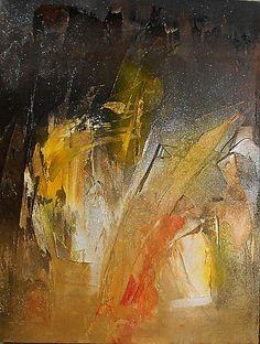 Non-figurative Painting - Fg682 by Ulrich De Balbian